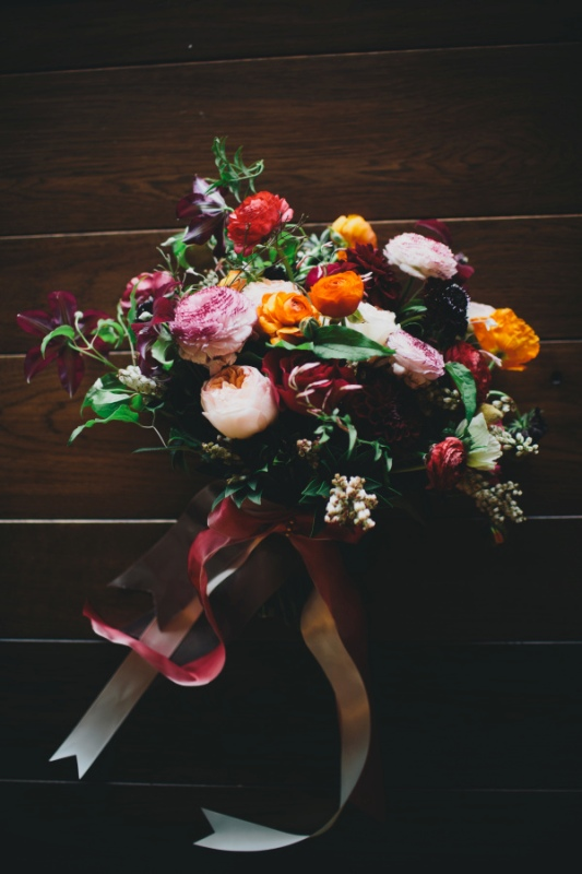 Picture Of rustic and elegant aspen winter wedding inspiration  2