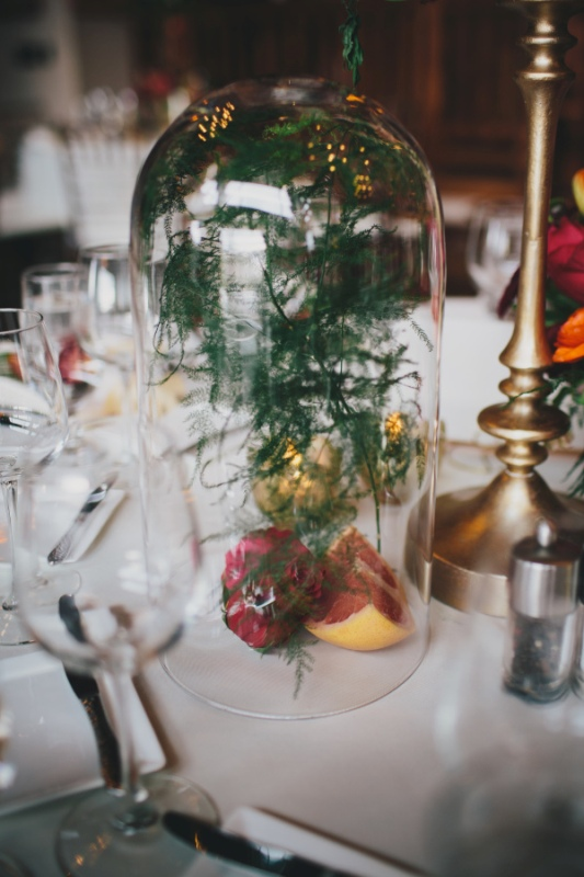 Picture Of rustic and elegant aspen winter wedding inspiration  9