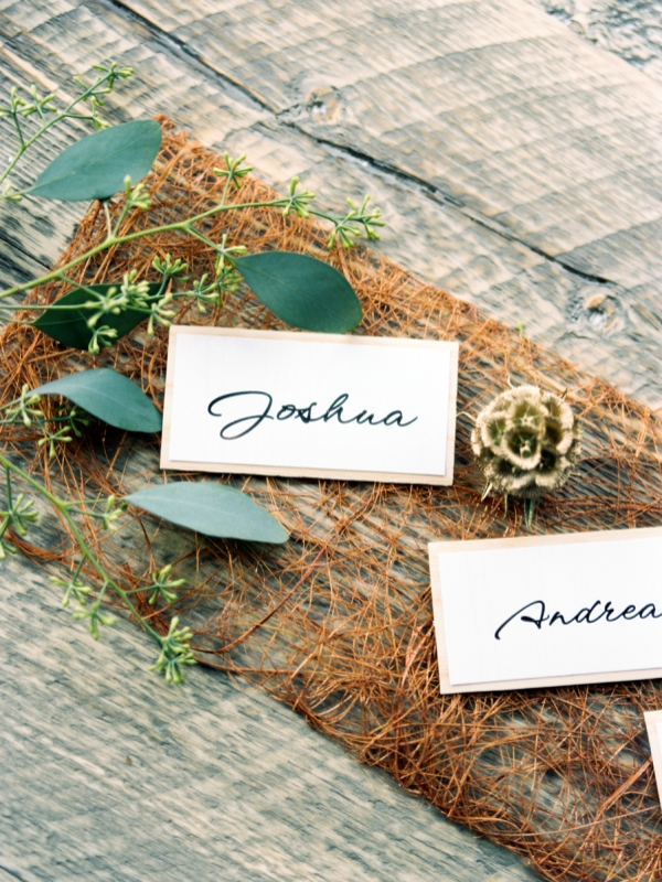 Picture Of rustic and elegant mountain wedding inspiration  15