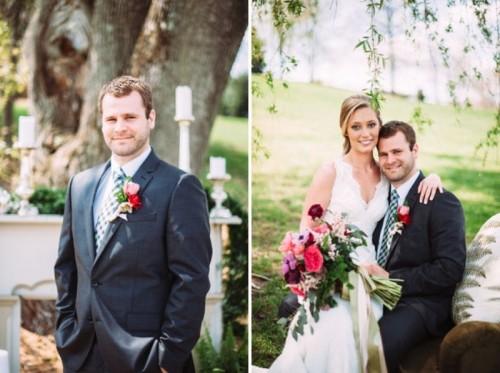 Rustic Chic Barn Wedding Inspirational Shoot