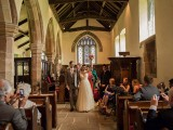 Rustic Colorful Summer Wedding In Yorkshire