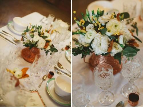 Rustic Country Chic Italian Wedding Inspiration