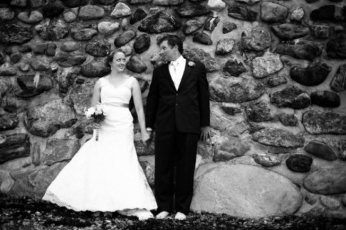 Rustic Diy Coastal Maine Wedding
