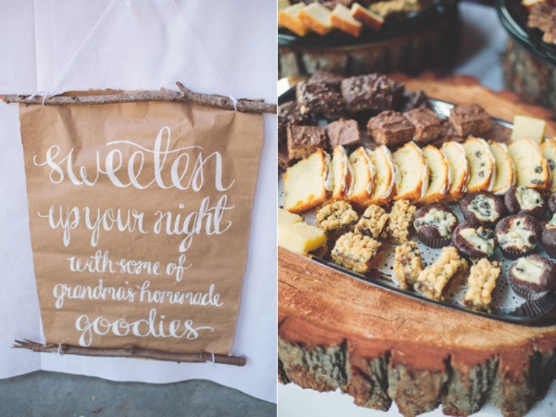 Rustic Handmade Wedding In North Arm Farm