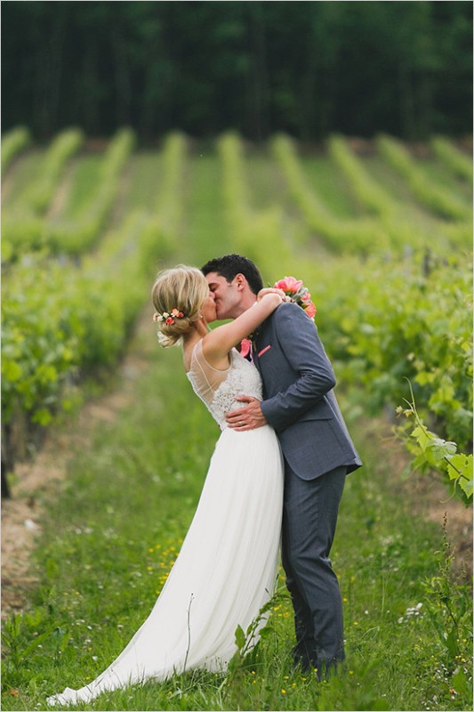 Picture Of rustic meets vintage french countryside wedding inspiration  1
