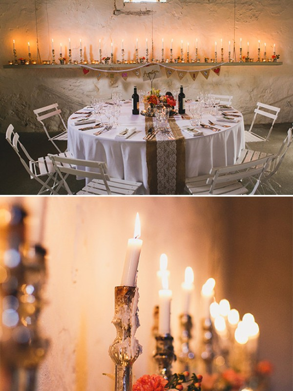 Picture Of rustic meets vintage french countryside wedding inspiration  12