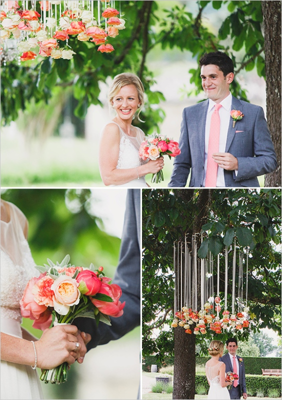 Picture Of rustic meets vintage french countryside wedding inspiration  4