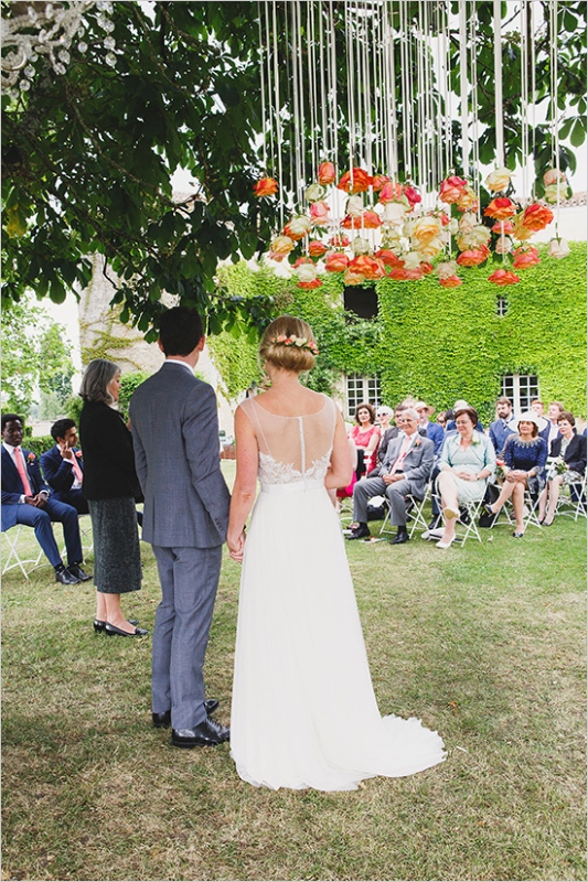 Picture Of rustic meets vintage french countryside wedding inspiration  5