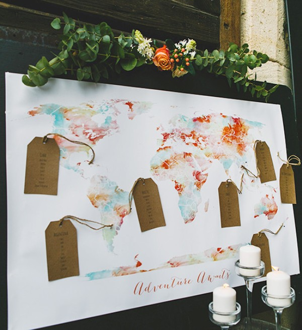 Picture Of rustic meets vintage french countryside wedding inspiration  7