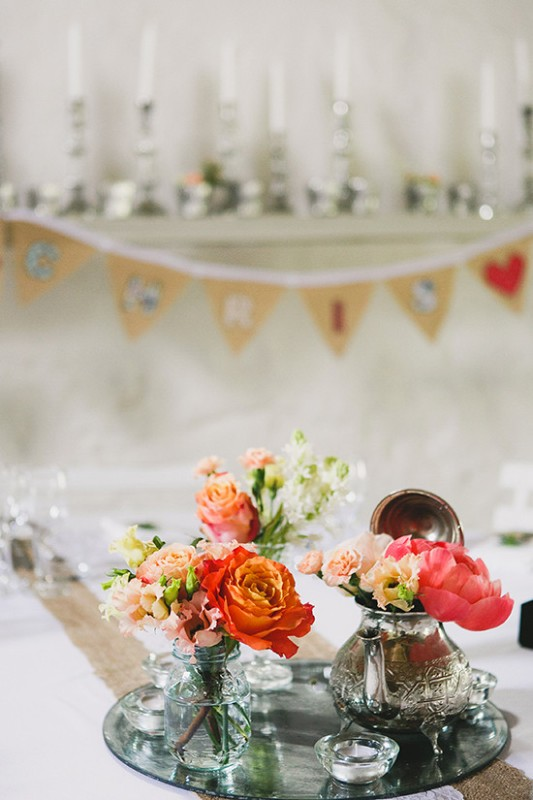 Picture Of rustic meets vintage french countryside wedding inspiration  9