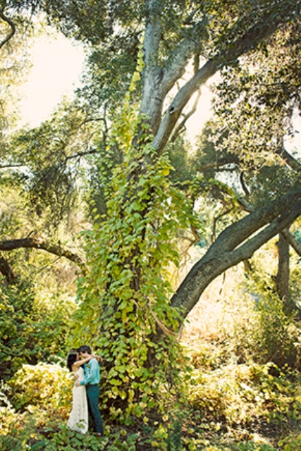 Rustic Neverland Inspired Wedding Shoot