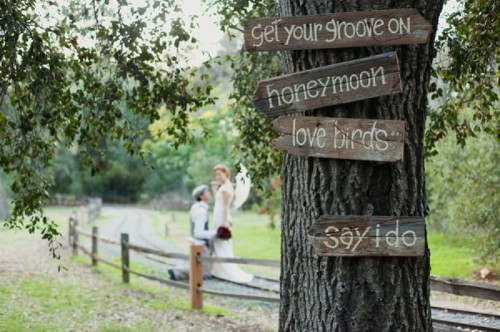 Rustic Vintage Romance Wedding Styled Shoot