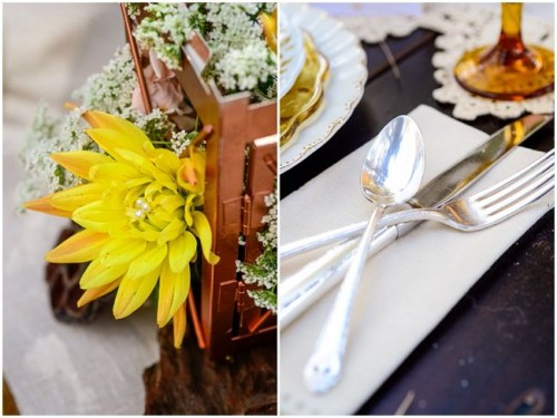 Rustic Western Styled Wedding Inspiration