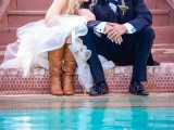 Rustic Western Styled Wedding Inspiration