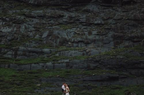 Secret Scottish Elopement On The Isle Of Skye