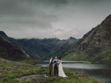 Secret Scottish Elopement On The Isle Of Skye