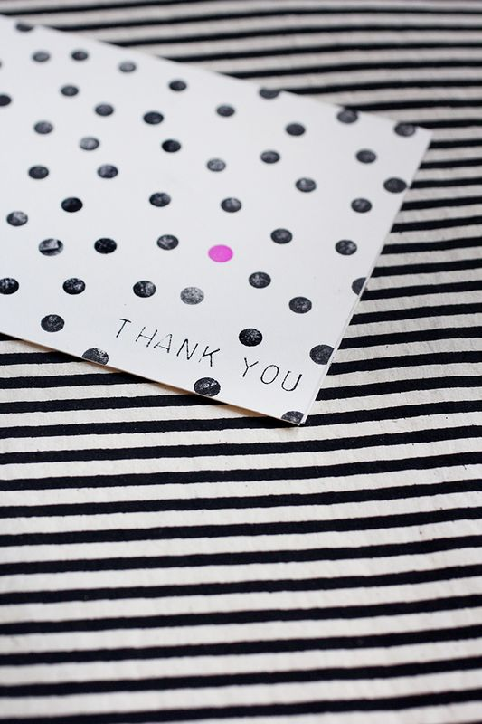 Simple Yet Creative Diy Thank You Cards For Your Wedding Guests