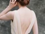 simple-yet-elegant-diy-rolled-chignon-wedding-hairstyle-2