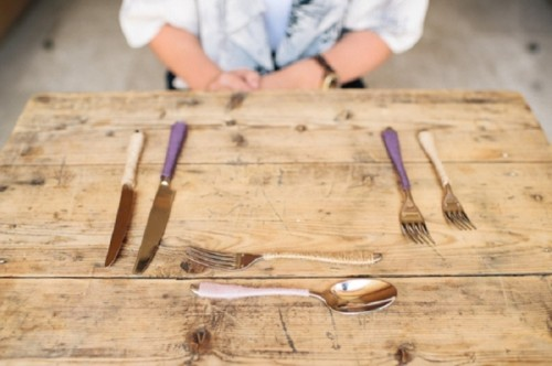 Simple Yet Very Pretty Diy Twine Wrapped Cutlery