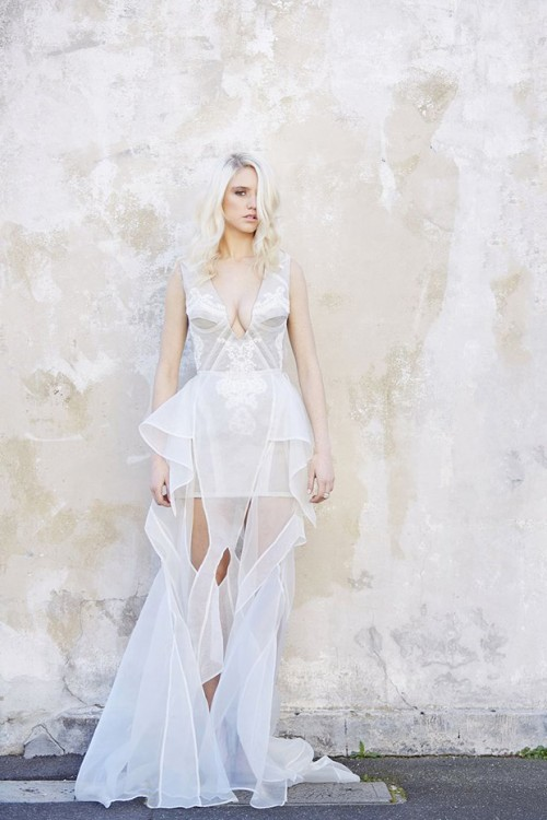 Sophisticated Lost Monarchy Wedding Dresses Collection