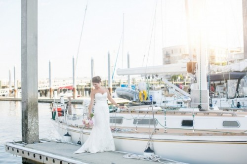 South Carolina Aquarium Wedding Inspiration