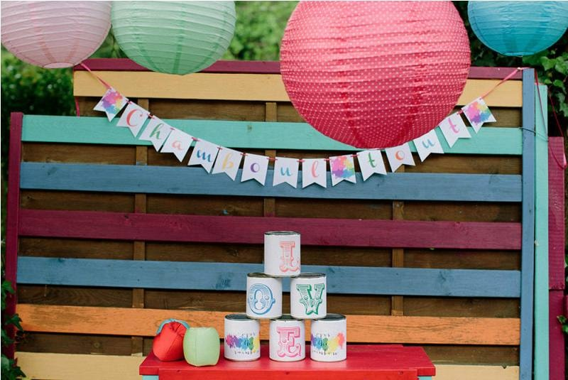 Picture Of south france colorful wedding inspirational shoot  9