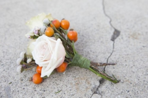 Special Diy Corsage For The Mother Of The Bride