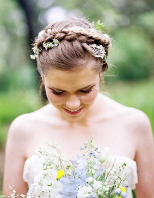 Spring Rustic Garden Wedding Ideas