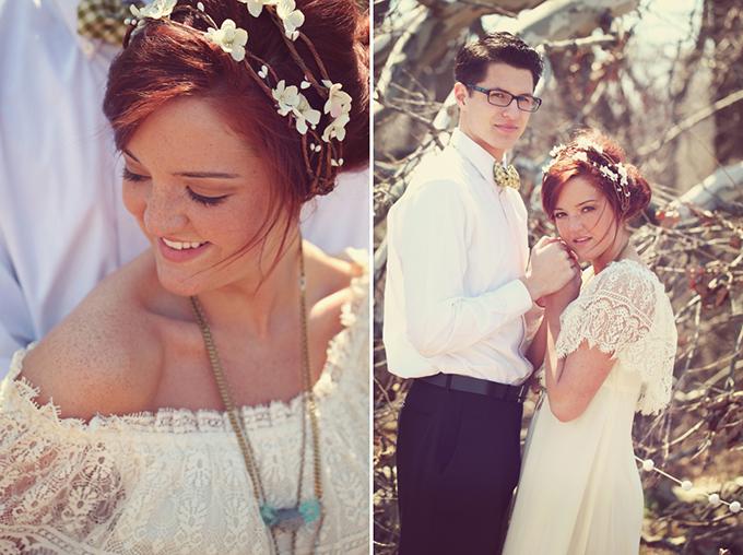 Vintage Bohemian Wedding Dresses 65 Cute Spring Vintage Bohemian Wedding
