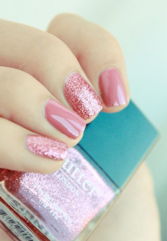 Picture Of spring wedding nails ideas to get inspired  13