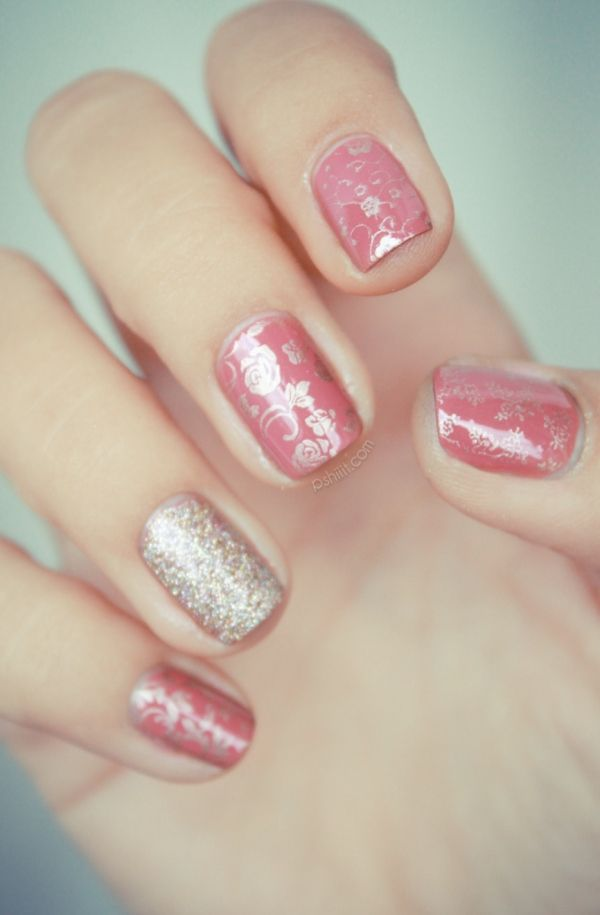 Picture Of spring wedding nails ideas to get inspired  15
