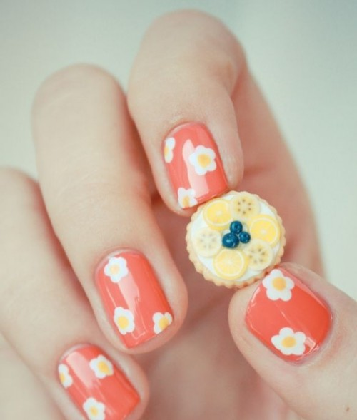Picture Of spring wedding nails ideas to get inspired  16
