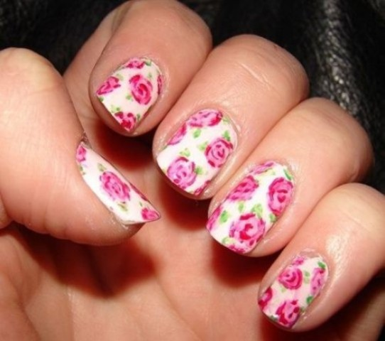 Picture Of spring wedding nails ideas to get inspired  19