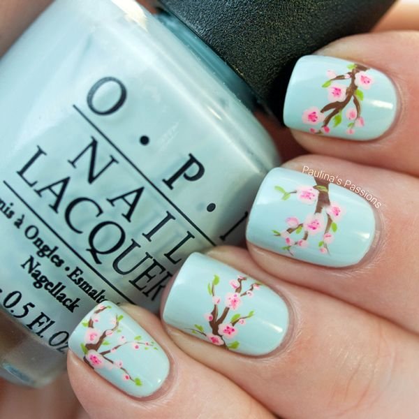 Picture Of spring wedding nails ideas to get inspired  2
