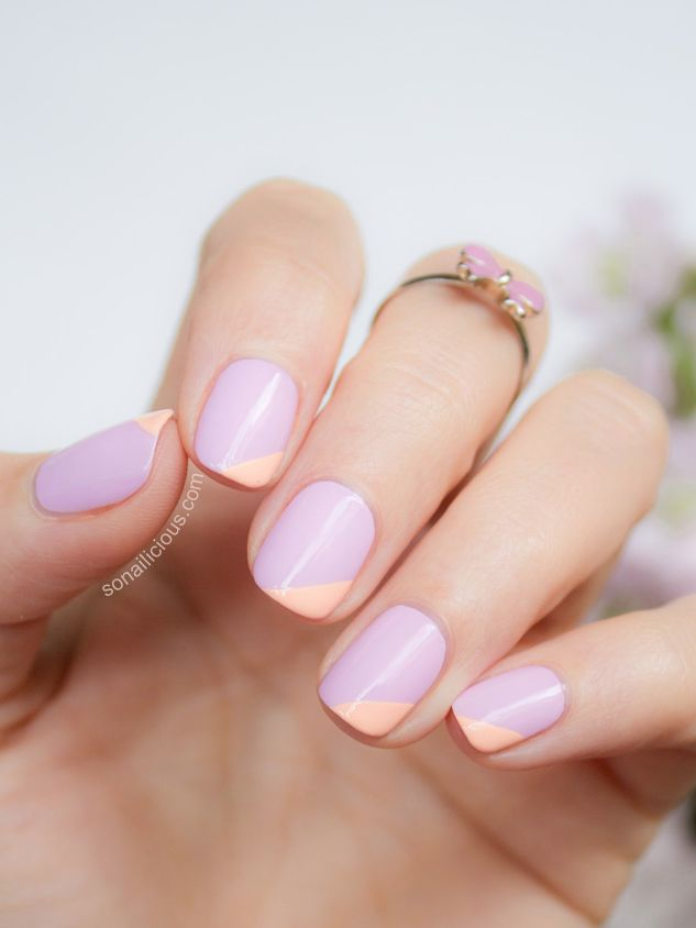 Picture Of spring wedding nails ideas to get inspired  20