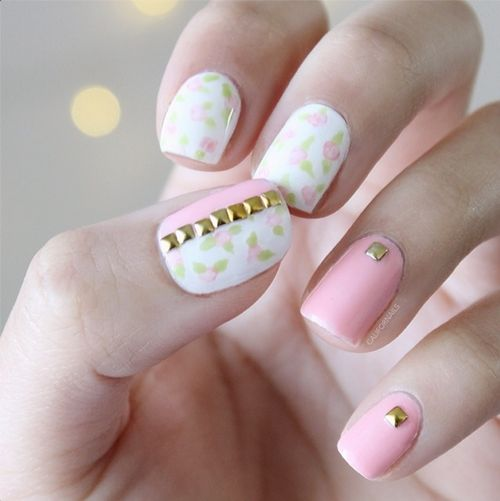 Picture Of spring wedding nails ideas to get inspired  24
