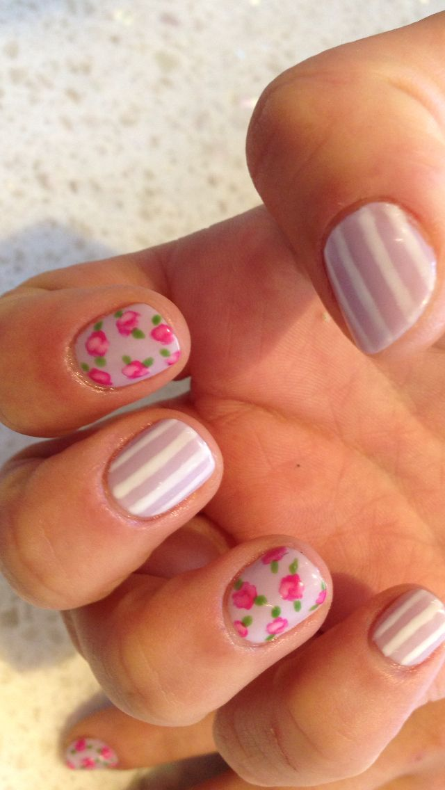 Picture Of spring wedding nails ideas to get inspired  25