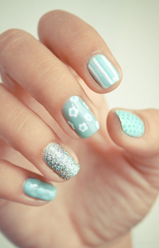 Picture Of spring wedding nails ideas to get inspired  7