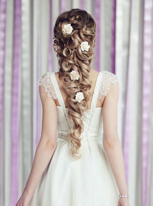 HappyWedding!ショートからロングまで結婚式の髪型大特集