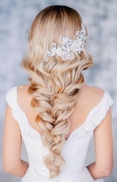 Steal Worthy Wedding Hairstyles