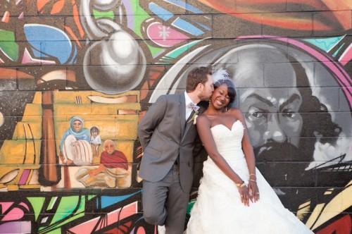 Street Art Chic: 40 Graffiti-Inspired Wedding Ideas