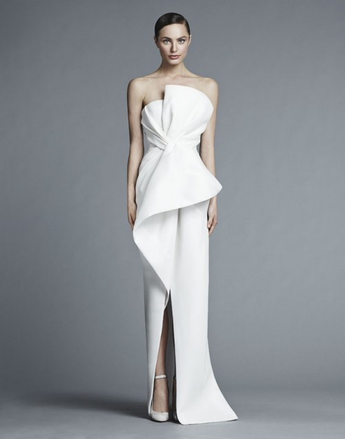 Striking 2015 Jmendel Bridal Collection