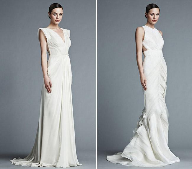 Striking 2015 Jmendel Bridal Collection