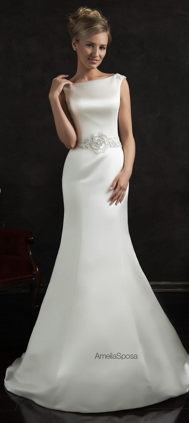 Picture Of stunning amelia sposa 2015 wedding dresses collection  21