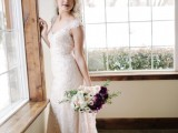 Stunning And Colorful Early Spring Wedding Inspiration