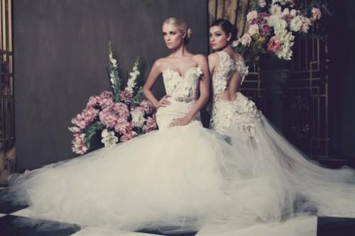 Stunning Anna Georgina 2014 Wedding Dress Collection