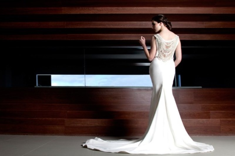 Picture Of stunning avant garde wedding dresses collection 2015 by rosalynn win  10