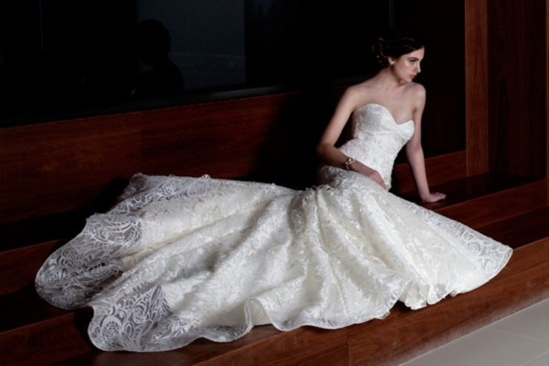 Of stunning avant garde wedding dresses collection 2015 by ...