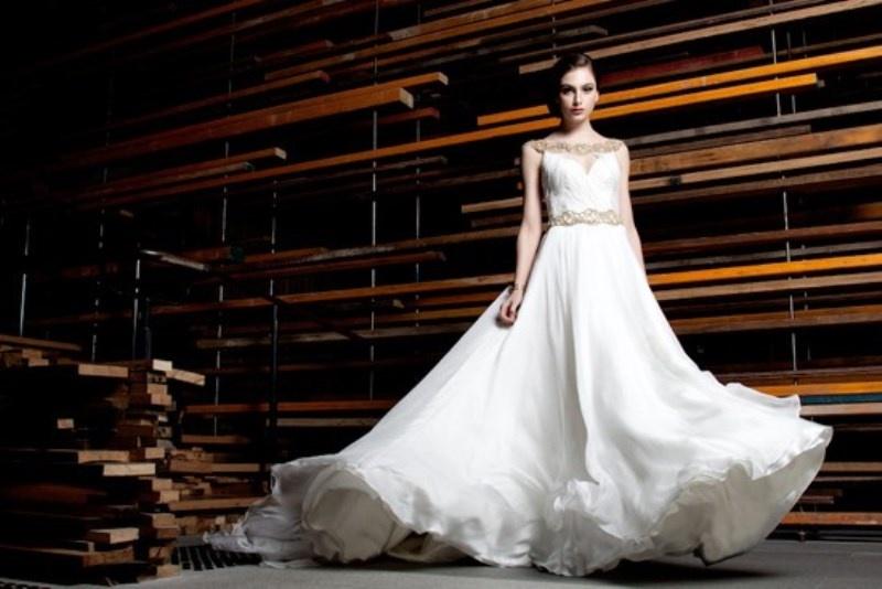 Stunning Avant-Garde Wedding Dresses Collection 2015 By Rosalynn ...
