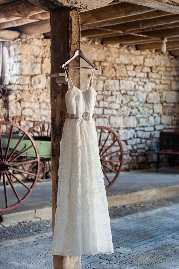 Picture Of Stunning Barn Wedding Dresses